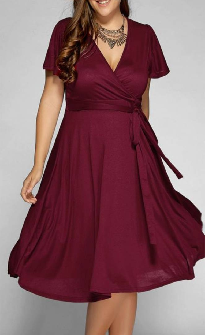 robe empire pour toutes les morphologies