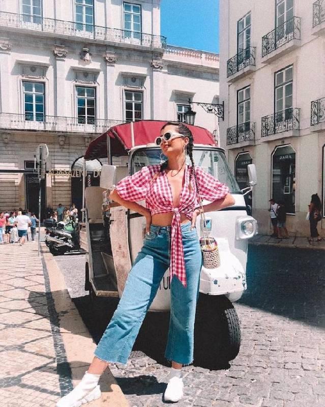 Jeans 2020 Tendances maman