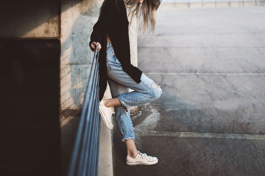 jeans tendance-look